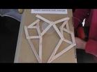 Prototype of Theo Jansen kinetic sculpture (HD)