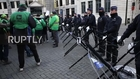 Belgium: Tens of thousands protest planned austerity measures in Brussels