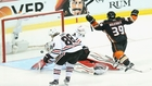 Ducks topple Hawks in OT
