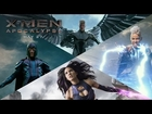 X-Men: Apocalypse | The Four Horsemen | 20th Century FOX