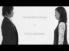 O2GEN Talk Session by Tamae Hirokawa (SOMA DESIGN) and Akihiro Nagaya (Yamaha Motor)