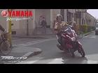 The NEW Yamaha Tricity [Yamaha Motor Europe]