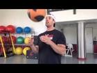 Medicine Ball Arm Workout
