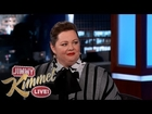 Melissa McCarthy on Starting Out in Hollywood