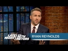 Ryan Reynolds Played