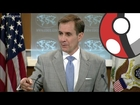 Reporter Busted For Playing Pokemon GO During State Department Briefing