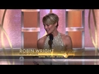 Golden Globes 2014: Robin Wright wins Best Actress HD 1080p