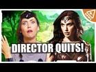 Is WONDER WOMAN Doomed After Director Quits? (Nerdist News w/ Jessica Chobot)