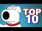 Top 10 Greatest Cartoon Dogs
