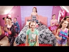 Mack Z - It's a Girl Party! - Official Music Video - Mackenzie Ziegler - Makeup Tutorial