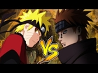 Naruto Shippuden Ultimate Ninja Storm 3 - Sage Naruto Vs Pain (Rasen Shuriken vs Rinnegan Six Paths)