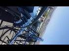 Batman: The Ride (HD POV) Six Flags Magic Mountain