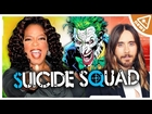OPRAH is in a superhero movie?! The INSANE Suicide Squad cast! (Nerdist News w/ Jessica Chobot)