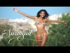 Chanel Iman Sexy Outtakes | Sports Illustrated Swimsuit 2014