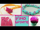 DIY Fimo UPDATE- Meine Kreationen mit Fimo/ Charms/ Armband