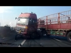 Car Crash Compilation Winter 2014 - Driving in Asia