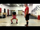 Club One CrossFit Medicine Ball Clean Exercise Video