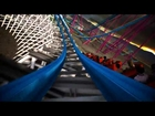Twisted Colossus - New Hybrid Coaster for 2015 at Six Flags Magic Mountain
