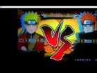 Naruto Sennin VS Pain-Gameplay Naruto storm 2-Ps3