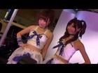 大阪オートメッセ(OSAKA AUTO MESSE) 2014 FLE 8人の美人コンパニオン