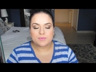 Summer Bronzy Smoky Eye Makeup Tutorial
