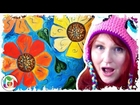 Hart Party Spring Blossom Painting lesson how to art tutorial for beginners