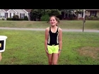 ALS Cold water challenge AnnaGrace