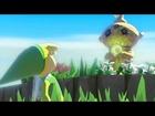 The Legend of Zelda Wind Waker HD Link WTF Boom