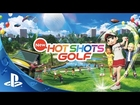 PlayStation Experience 2015: New Hot Shots Golf (Working Title) Announce Trailer | PS4