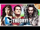 Are WONDER WOMAN and AQUAMAN Kryptonians? (Nerdist News w/ Jessica Chobot)