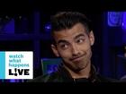 Joe Jonas Plays Shag, Marry, Kill: Taylor Swift, Gigi Hadid & Demi Lovato - WWHL