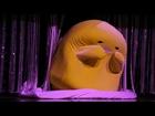 """無気力キャラ「ぐでたま」ピューロランド""""出禁""""完全解除に イベント「ぐでたまのやるきのない?!イベント~踊ったりする?~(仮)」(1) #Gudetama #Sanrio Puroland"""
