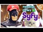 Syfy & Nerdist News Developing a TV Pilot! (Nerdist News w/ Jessica Chobot)