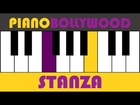 Do Dil Mil Rahein Hain [Pardes] - Easy PIANO TUTORIAL - Stanza [Both Hands]