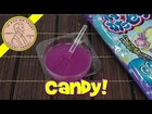 Pachi Pachi Wata Jelly Grape Meigum Japanese DIY Candy Kit
