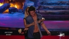 MTV MOVIE AWARDS WRAP - HUNGER GAMES BIG WINNER, ZAC EFRON SHIRT RIPPED OFF, CAMERON DIAZ FLUBS