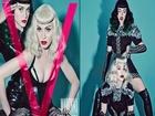 Katy Perry & Madonna Strip Down For Dominatrix Photoshoot