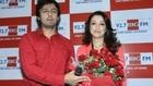 Sonu Nigam & Wife RJ Madhurima Celebrates Valentines Day @ Big FM !