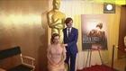 Rainstorm threatens to dampen Oscars glitz