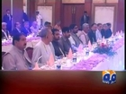 PM Sharif arrives in Gwadar-25 April 2014