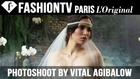 Bridal Photoshoot: Blossom Veils by Vital Agibalow for Hensel / BRIDES Magazine | FashionTV