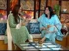 SEXY Pakistani TV Host Urooj Asif Nasir wearing tight white pants female.pk