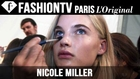 Nicole Miller Spring/Summer 2015 Hair & Make-Up | New York Fashion Week NYFW | FashionTV