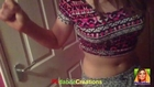 Dubai Girl Dancing At Home - Belly Dance