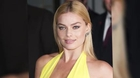 Margot Robbie Stuns At the Harpers Bazaar Woman of The Year Awards