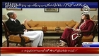 Aaj With Saadia Afzaal (Is There Differences Between Imran Khan And Pervaiz Khattak) 7th November 2014