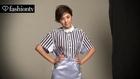 Tina Tang Photoshoot in Beijing | FashionTV