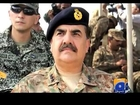 Gen Raheel holds talks with top US defence leaders-19 Nov 2014