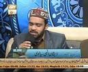 Zeeshan Elahi Sialvi  Manqbat in Taleemat e Ghous e Pak 1st Rabi ul Saani 2015 Part1