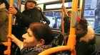 This is what Desi Aunties are doing in London Buses by Umair Khaliq